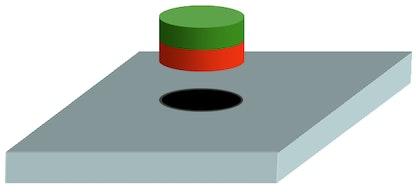 haftet ein magnet auf einem anderen magneten mehr als auf. Black Bedroom Furniture Sets. Home Design Ideas