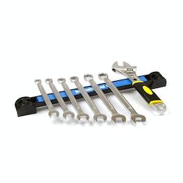 Gereedschapsstrip magnetisch 35 cm magneetstrip, gereedschapshouder om te schroeven