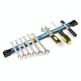 Porte-outils magnétique 51 cm barre magnétique, porte-outils à visser