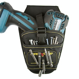 Holster magnetic for drill and accessories