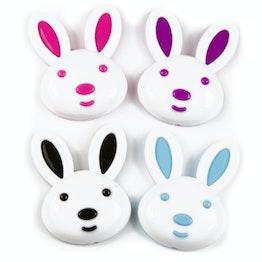 """Kühlschrankmagnete """"Bunny"""" in Häschenform, 4er-Set"""