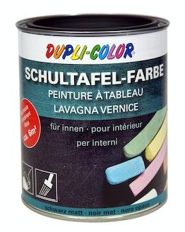 Schoolbordverf L 750 ml voor een oppervlakte van 6 m², zwart of groen, niet magnetisch!