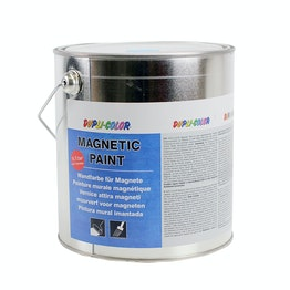 Magnetic paint L 2,5 litre paint, grey, for an area of 5-7,5 m²