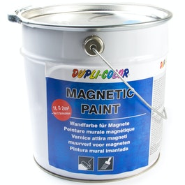 Magnetic paint XL 4 litre paint, for an area of 8-12 m²