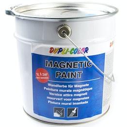 Pintura magnética XL 4 litros de pintura, gris, para una superficie de 8-12 m²