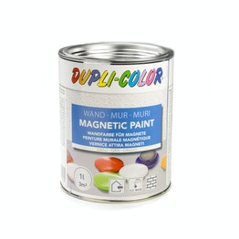 Magnetic paint M 1 litre paint, grey, for an area of 2-3 m²