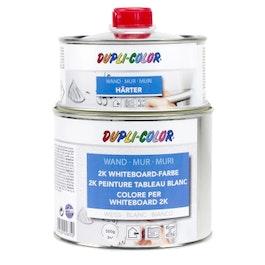 Pintura de pizarra blanca S 500 ml para una superficie de 3 m², blanca o transparente, ¡no es magnética!