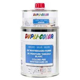 Pintura de pizarra blanca L 1 litro para una superficie de 6 m², blanca, ¡no es magnética!