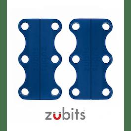 Zubits® M cierre magnético para calzado, para jóvenes y adultos, azul