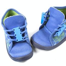Zubits® S lacci magnetici per le scarpe, per bambini & anziani, in diversi colori