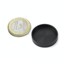 Gummikappen Ø26mm zum Schutz von Oberflächen