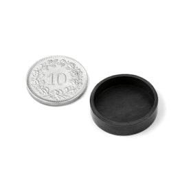 Cappucci di gomma Ø21mm a protezione delle superfici