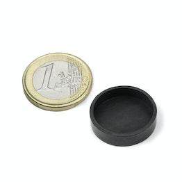 Gummikappen Ø21mm zum Schutz von Oberflächen
