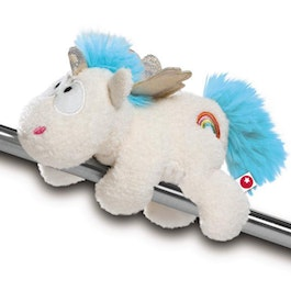 MagNICI magnetic plush toys unicorn Rainbow Flair, with magnets in paws, approx. 12 cm