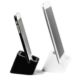 Support pour tablette pour tablettes et smartphones, en silicone, non magnétique !