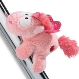 MagNICI magnetic plush toys unicorn Merry Heart, with magnets in paws, approx. 12 cm