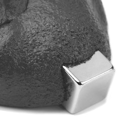 Smart putty magnetic ferromagnetic putty, black, magnet not included