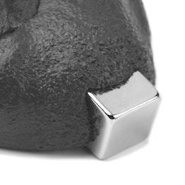 Intelligent putty magnetisch ferromagnetische klei, zwart, levering zonder magneet