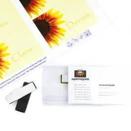 Blanko Visitenkarten Von Avery Zweckform Supermagnete De
