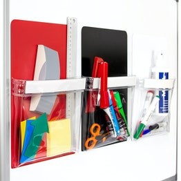 Pochette magnétique A4 pour le bureau et l'atelier, format A4