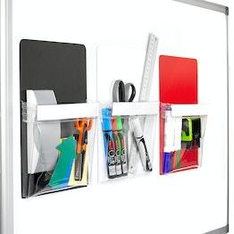 Pochette magnétique A5 pour le bureau et l'atelier, format A5