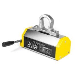 Elevador magnético MaxX 500 carga máxima de 500 kg, para material redondo y plano, factor de seguridad 3:1