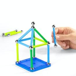 Geomag Color 35 Magnet-Baukasten, 35-teilig
