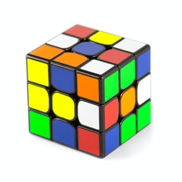 Magic cube 3x3 speed cube magnetic, WeiLong GTS2M by MoYu