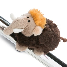 MagNICI magnetic plush toys mammoth, with magnets in paws, approx. 10 cm