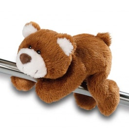 MagNICI magnetic plush toys bear, with magnets in paws, approx. 12 cm