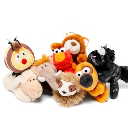 MagNICI magnetic plush toys with sewn-in magnet in each paw
