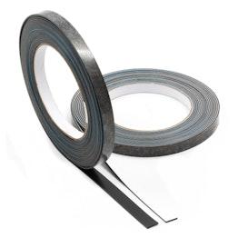 Ferroband selbstklebend 5 m x 10 mm selbstklebender Haftgrund für Magnete, Rollen à 5 m, in verschiedenen Farben