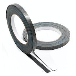 Nastro ferroso autoadesivo 5 m x 10 mm supporto autoadesivo per magneti, rotoli da 5 m, in diversi colori