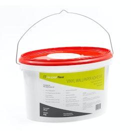 Cola para empapelar para vinilo superflex Cola especial para láminas murales y papeles pintados de superflex, para una superficie de aprox. 20 m²