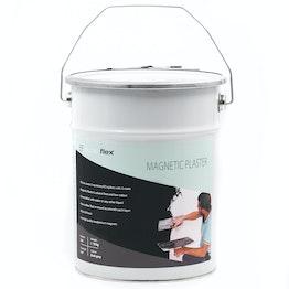 Plâtre magnétique superflex 10 kg, noir, pour une surface de 6 m²