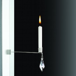 Monolux magnetic candle holder, in a gift box