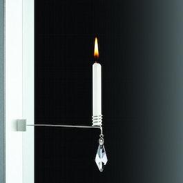 Monolux portacandele magnetico, in confezione regalo