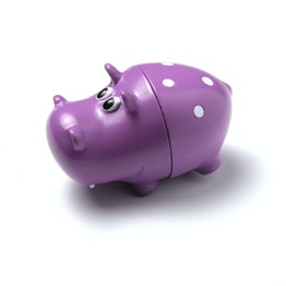 Hippo portanotas magnético hipopótamo