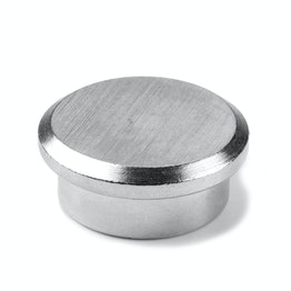 """Bordmagneten """"Steel 22"""" neodymium magneten in stalen pot, Ø 22 mm"""