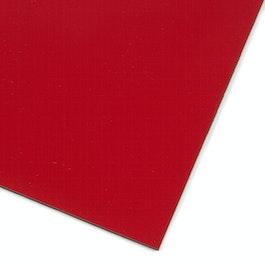 Farbige Magnetfolie zum Beschriften und Basteln, Format A4, rot