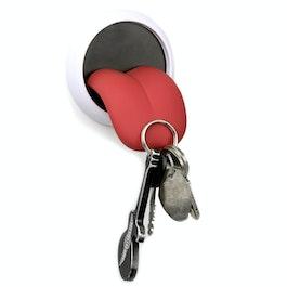 Key holder magnetic Tongue magnetic backside