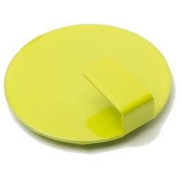 Gancho magnético «Solid» elegantes ganchos magnéticos, 4 uds., verde claro