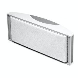 Whiteboard-Löscher magnetisch hohe Aufnahmefähigkeit, Vlies austauschbar