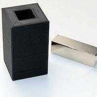Starke Magnete aufbewahren
