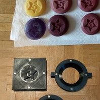 Stampo per sapone con la stampante 3D