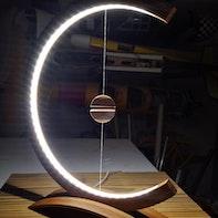 Lámpara magnética LED