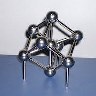 Atomium-Miniatur