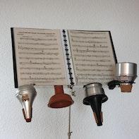 Dämpfer für Trompete