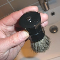 Save the shaving brush!