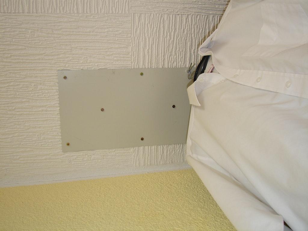 platzsparender kleiderschrank selber bauen supermagnete. Black Bedroom Furniture Sets. Home Design Ideas